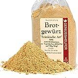 Brotgewrz Frnkische Art 100 Gramm gemahlen fr selbstgebackenes Brot, ohne Geschmacksverstrker & ohne Zusatzstoffe - Bremer Gewrzhandel