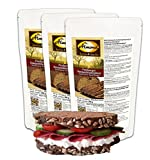 Dr. Almond Paleo Backmischung FREIBURGER SONNENBLUMENBROT low-carb glutenfrei sojafrei 1 g Kohlenhydrate auf 100 g! (3er Pack)
