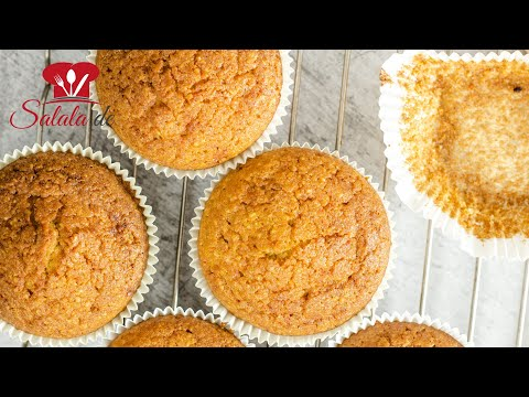 KETO Muffin 🧁 Grundrezept I OHNE Mehl und OHNE Zucker I Low Carb Rezept