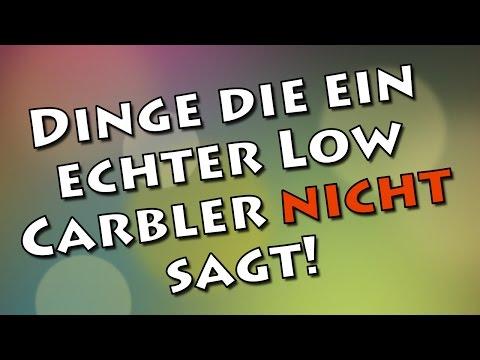 Dinge die ein Low Carbler nicht sagt - salala.de