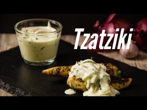 Tzatziki Style Sauce Low Carb - Grillsoße - salala.de