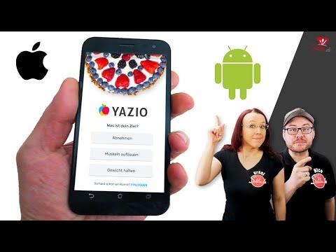 YAZIO 📱 Das kann die Tracking App 🍱 Kalorienzähler Apps im Vergleich