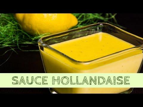 Hollandaise schnell und einfach selber machen - Paleo und Low Carb - salala.de