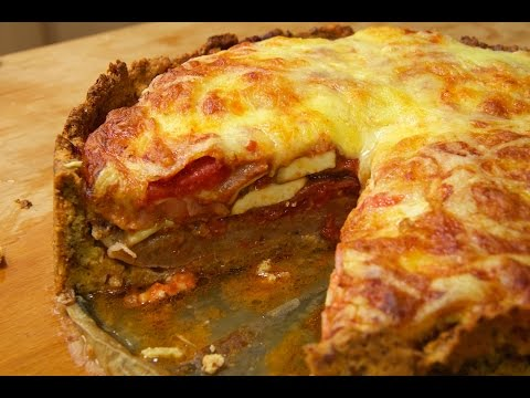 Low Carb Pizza - Chicago Style - #foodporn - Pizza Special mit Wrukolakas - salala.de