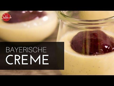 """Bayerische Creme Low Carb Nachspeise - Folge 4: """"Low Carb auf Bayrisch"""""""