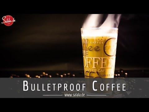 Bulletproof Coffee Rezept und warum Du ihn trinken sollst I Low Carb Butterkaffee