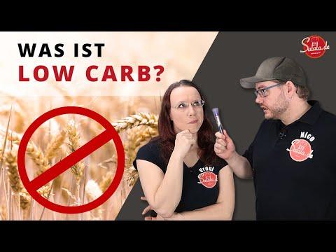 Low Carb Diät - was ist das und warum machen wir das
