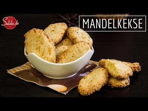 italienische Mandelkekse - glutenfreie Kekse - Low Carb backen - salala.de