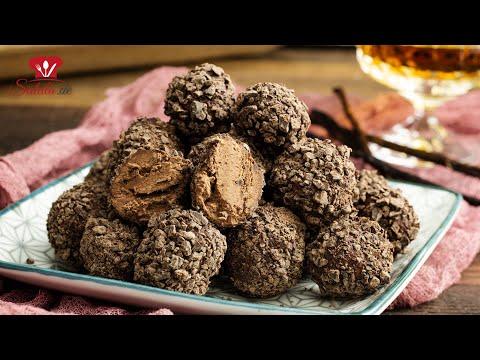 Rumkugeln 🎱 // KETO Rezept // ohne Zucker einfach selber machen // Low Carb naschen