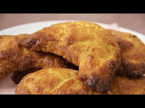 Blätterteig Croissants Low Carb backen - Quarkblätterteig - Falscher Blätterteig - salala.de