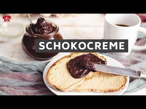 Herbe Schokocreme 🍫 // KETO Rezept // nur 3 Zutaten // ohne Zucker