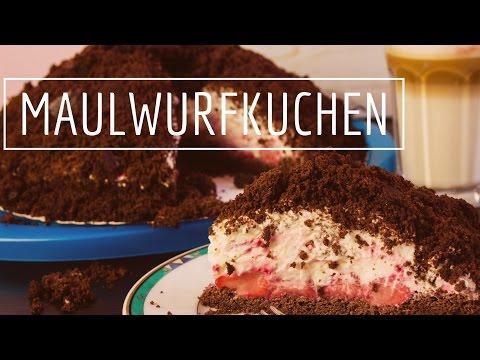 Maulwurfkuchen - Low Carb - glutenfrei - Maulwurfshügel - salala.de