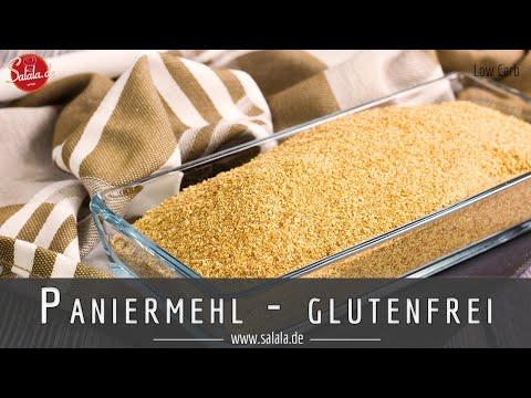 Paniermehl selber machen Low Carb und glutenfrei salala.de