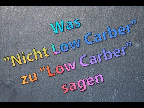 "Was ""Nicht Low Carbler"" zu ""Low Carbler"" sagen - Low Carb Fun - salala.de"