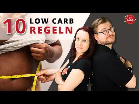 10 einfache Low Carb Regeln I So schaffst du den Einstieg