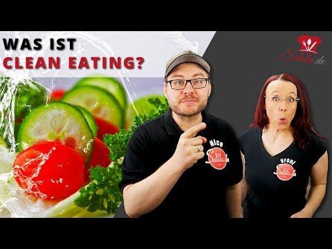 Was ist Clean Eating und was bedeutet cleane Ernährung?