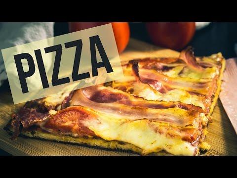 Low Carb Pizza mit Ehekrise und glutenfrei - Folge 1: Salala Versuchsküche - salala.de