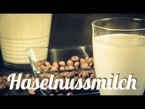 Haselnussmilch - Low Carb - vegan - glutenfrei - Rohkost salala.de