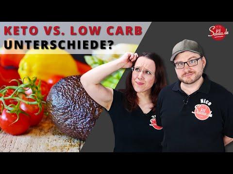 Keto vs Low Carb wo sind die Unterschiede der beiden Ernährungsformen
