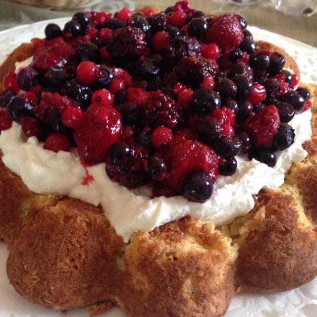 Obstkuchen – Low Carb
