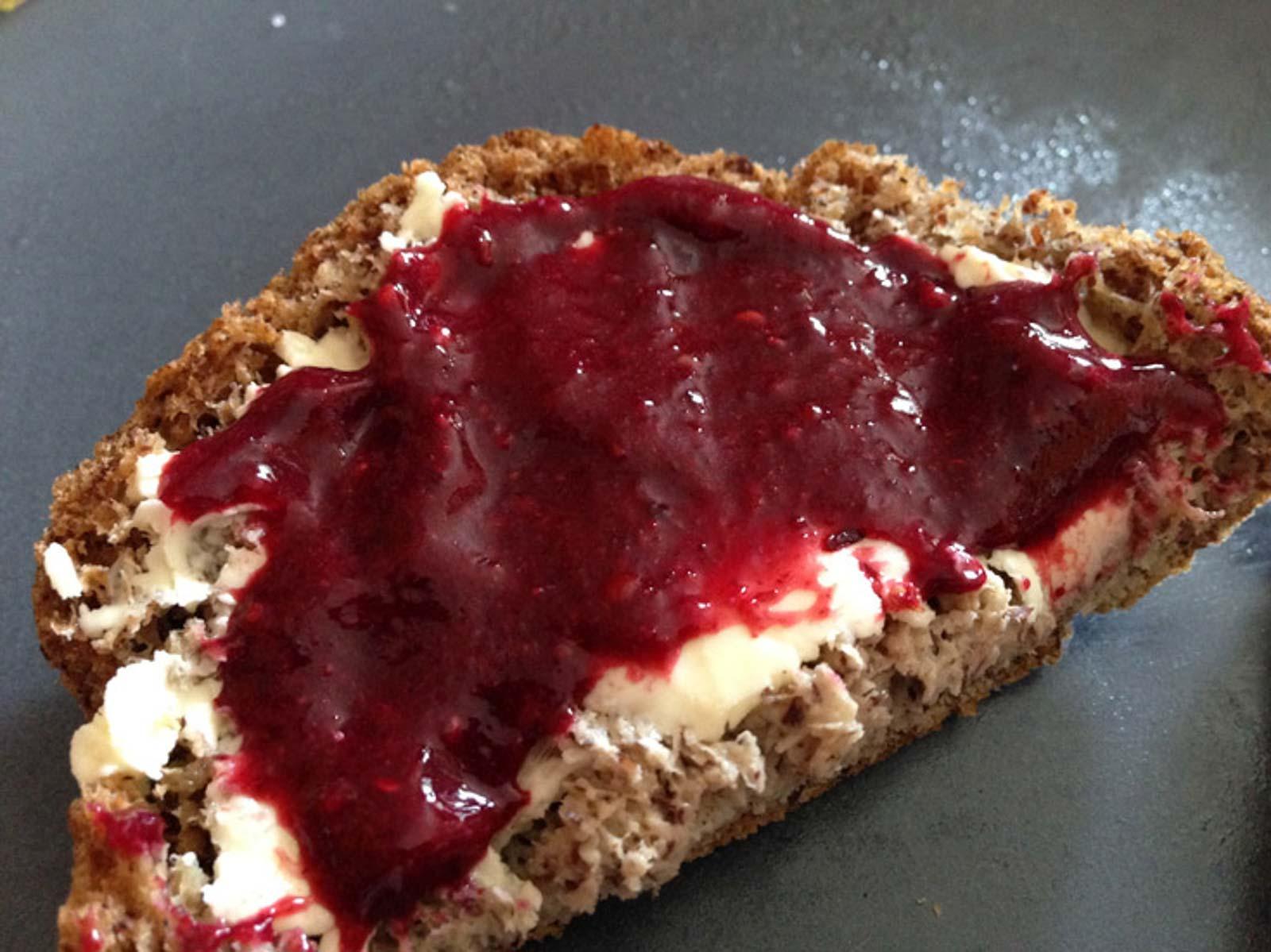 Low Carb Marmelade - einfach und schnell gemacht