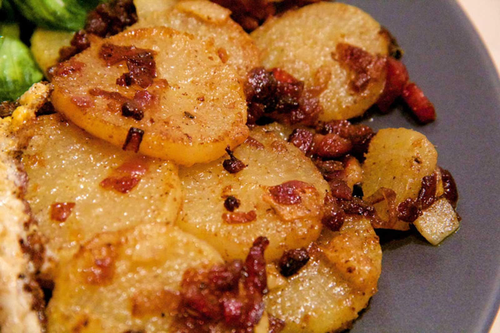Low Carb Bratkartoffeln selber machen