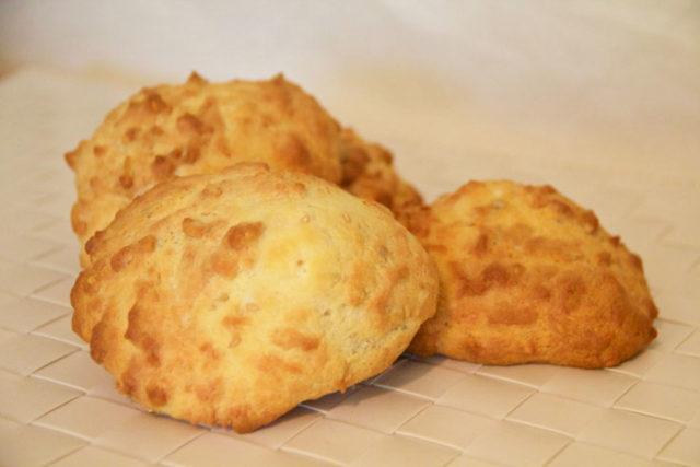 Butter-Quark-Brötchen – Low Carb
