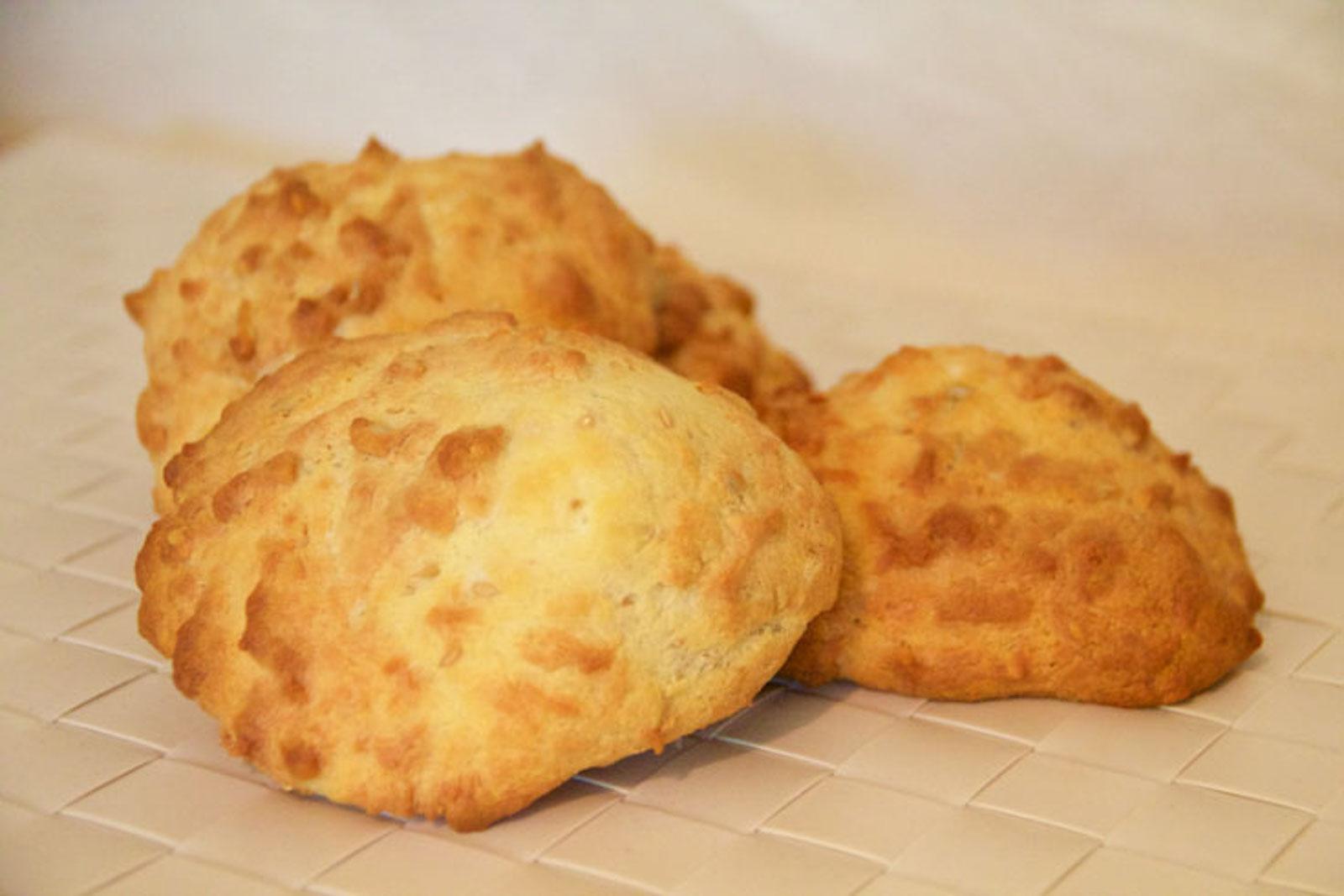 Butter-Quark-Brötchen