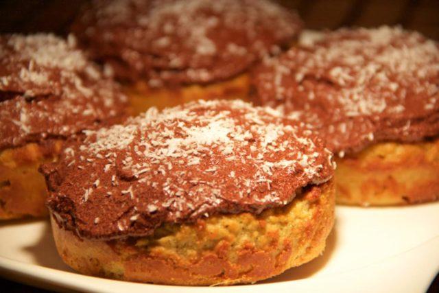 Doughnut-Küchlein - Low Carb