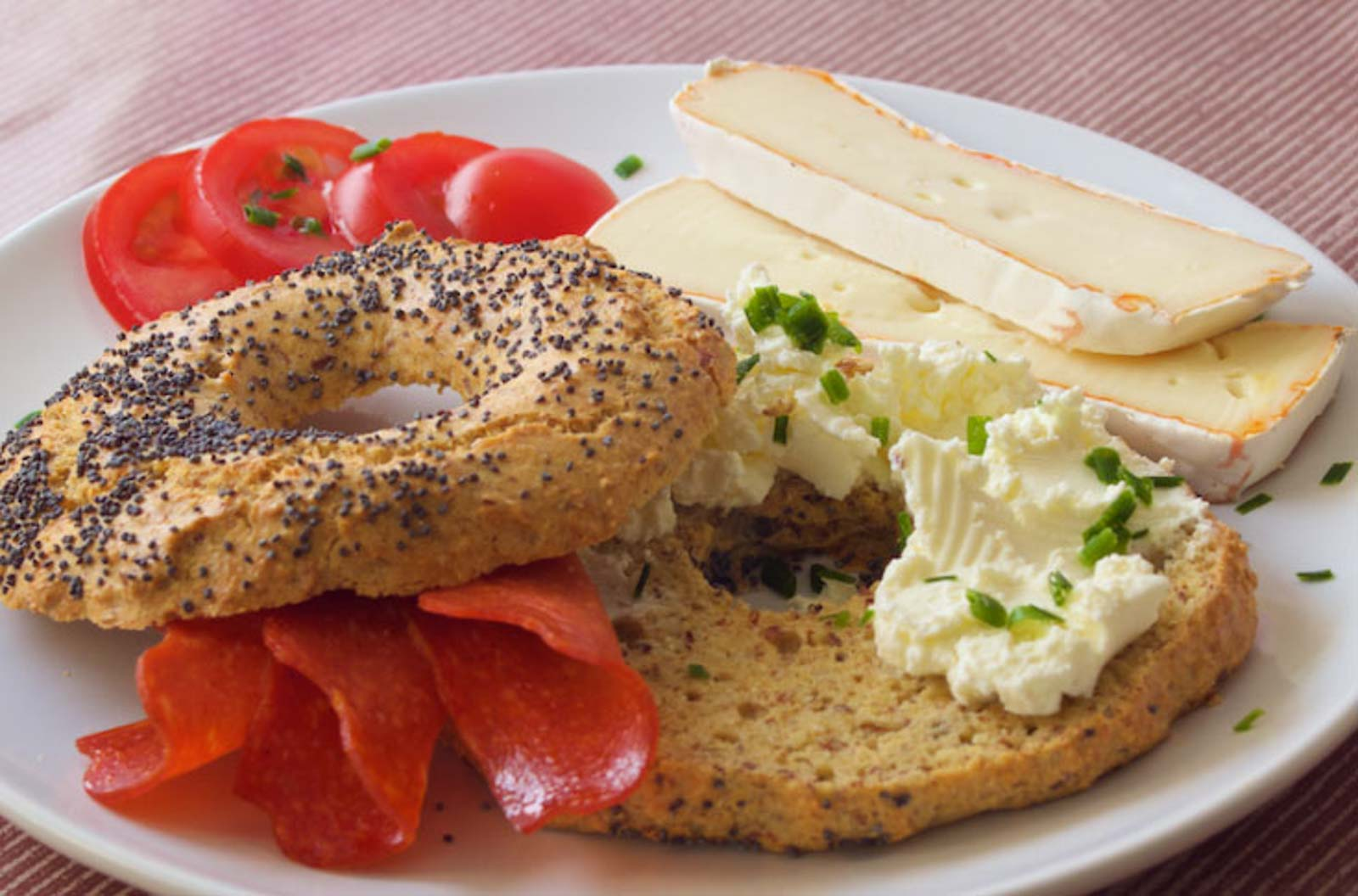 Bagels – Paleo und Low Carb