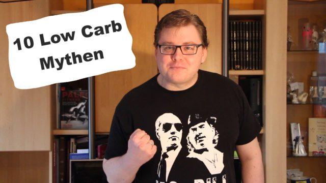 Wir klären auf: 10 Low Carb Mythen