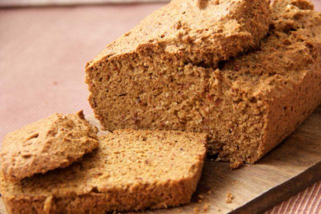 süßes Low Carb Brot