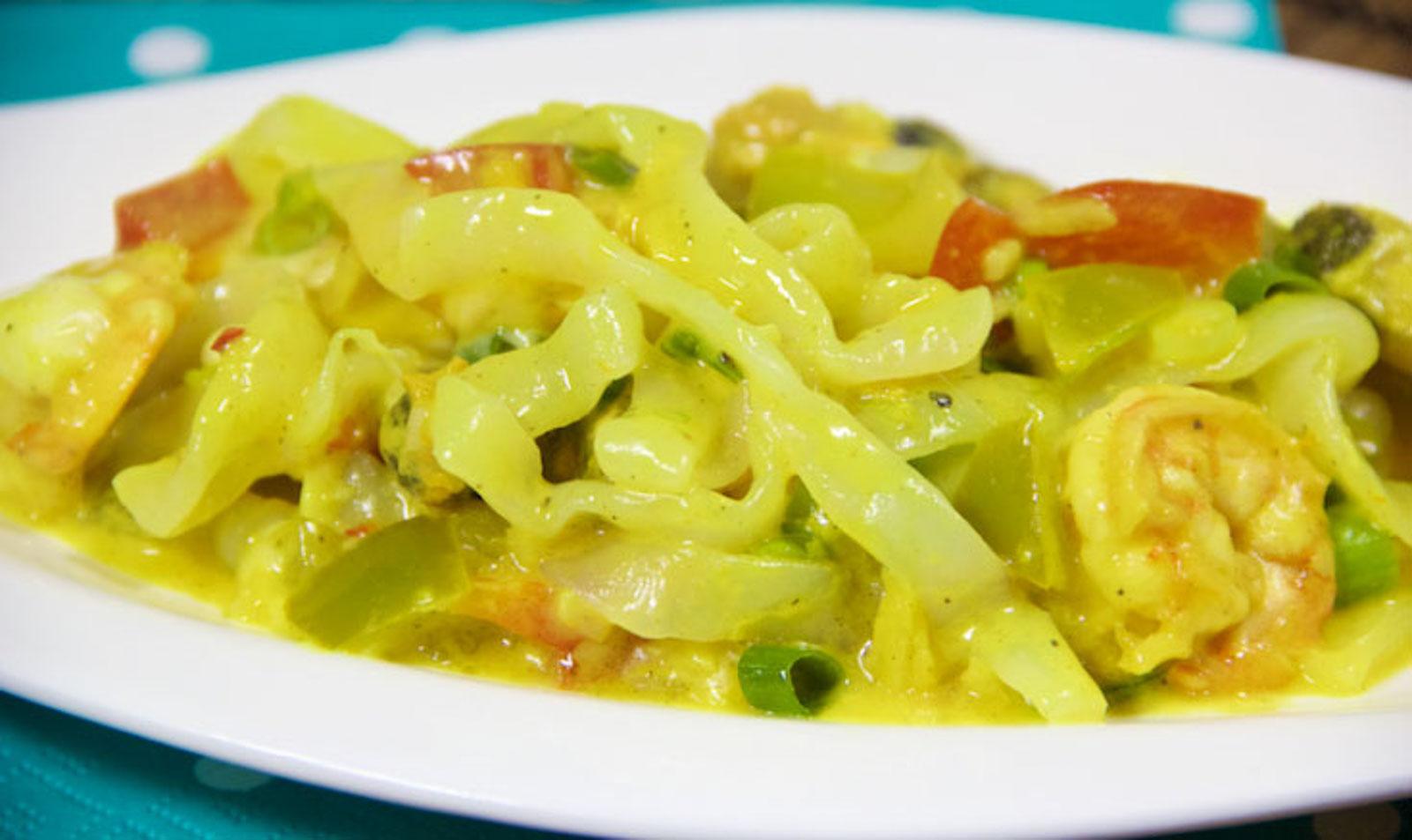 Frutti di Mare mit Fettuccine von Kajnok