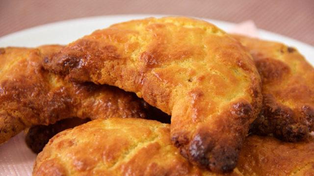 Blätterteig Croissants Low Carb