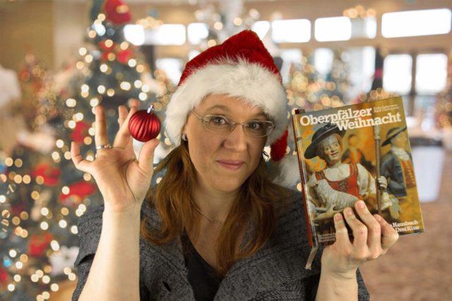 Weihnachtsgeschichte - Die Christbaumkugel