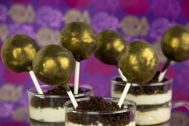 Quark-Mascarpone-Sahne-Creme - Cake Pops