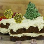 Sterntorte - Naked Cake