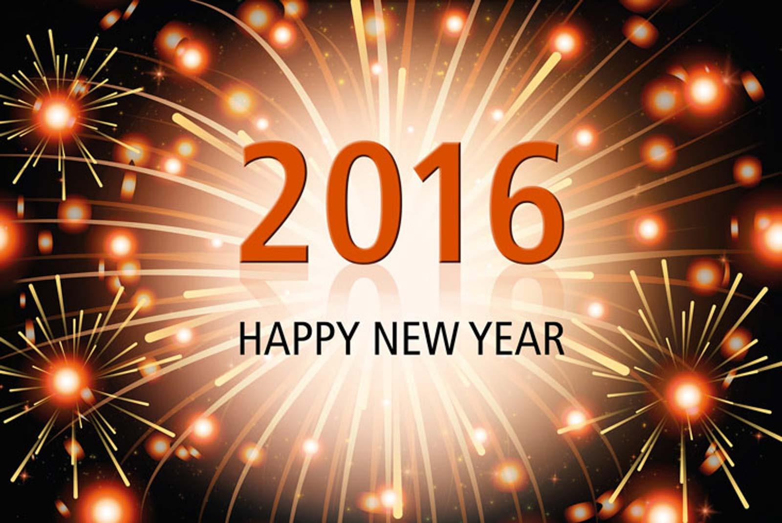 Happ New Year 2016 – Rückblick und Ausblick
