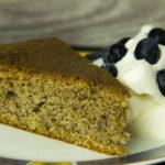 Mallorquinischer Mandelkuchen - glutenfrei und low carb