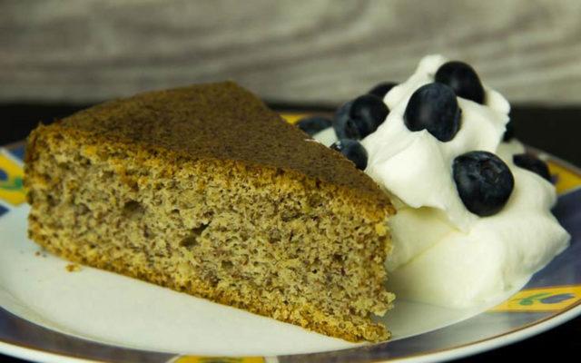 Mallorquinischer Mandelkuchen – Low Carb und glutenfrei