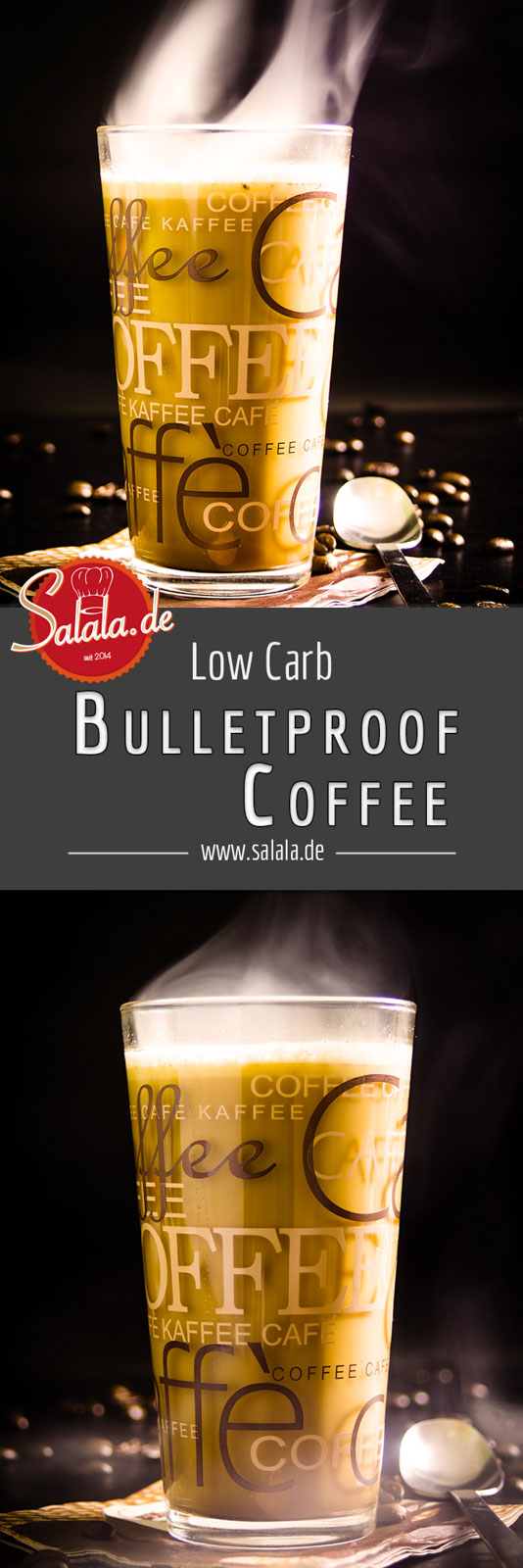 bulletproof coffee butterkaffee low carb fr hst ck. Black Bedroom Furniture Sets. Home Design Ideas