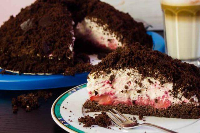 Maulwurfkuchen – Low Carb, zuckerfrei, glutenfrei