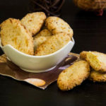 Italienische Mandelkekse glutenfrei Low Carb