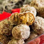 Quarkbaellchen low carb und glutenfrei