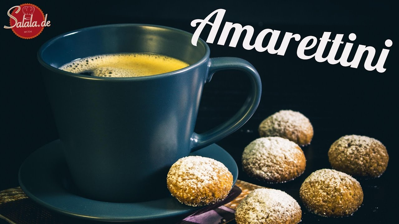 Amarettini – Low Carb und glutenfrei