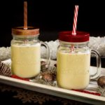 Eggnog Low Carb zuckerfrei Weihnachten Getraenk Eierpunsch salala.de