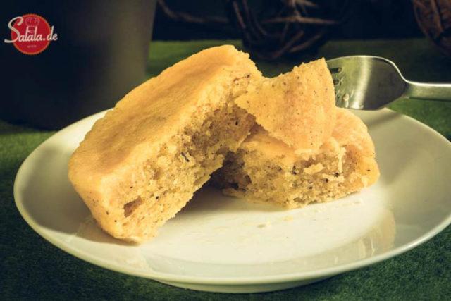 Heller Tassenkuchen – low carb und glutenfrei