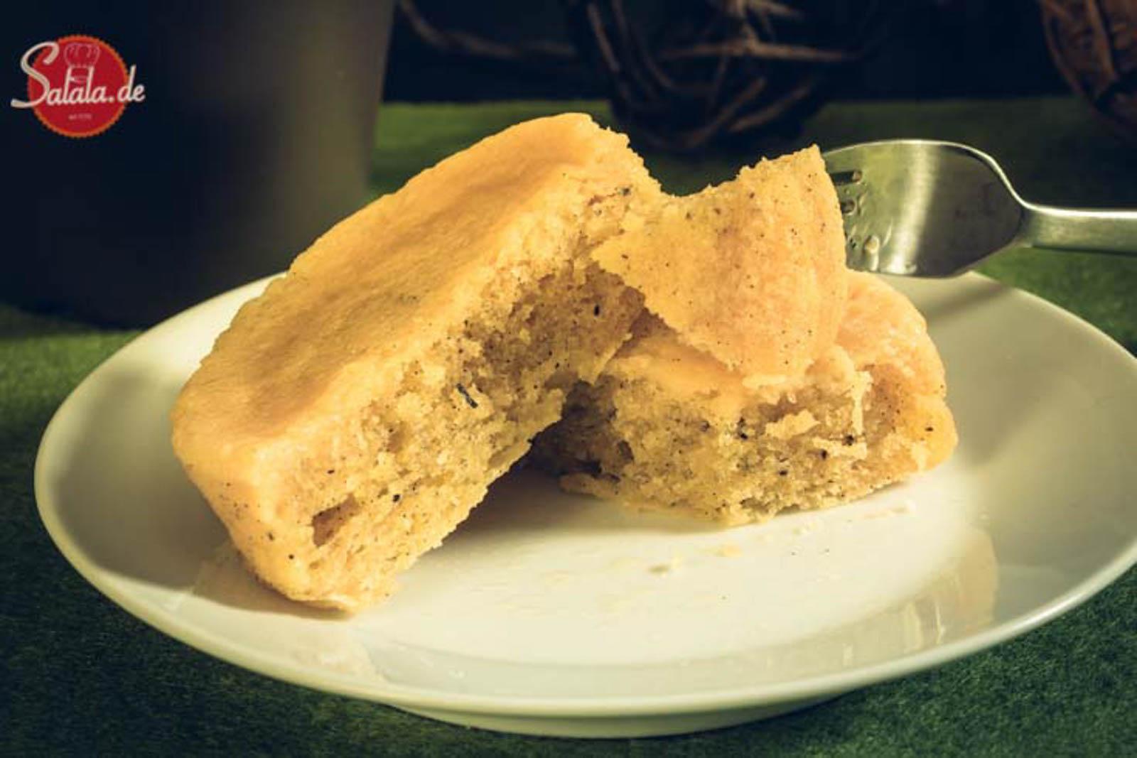 heller Tassenkuchen Low Carb glutenfrei - salala.de