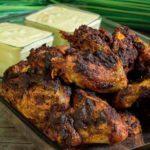 low carb Chicken Wings glutenfrei zuckerfrei