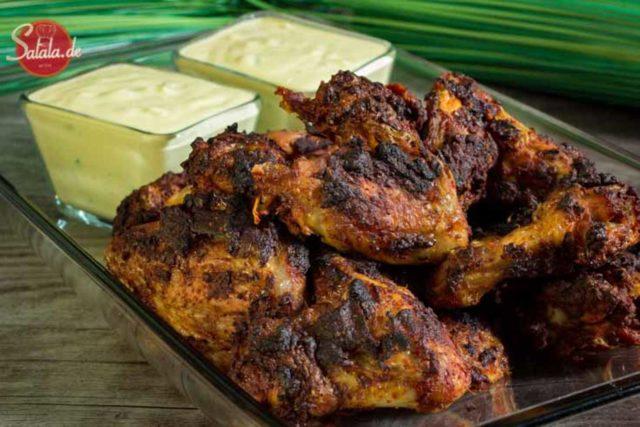 Chicken Wings – glutenfrei und Low Carb